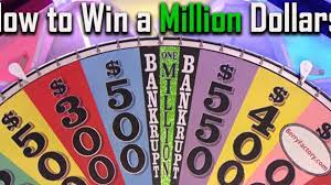 How to Win Millions of Dollars